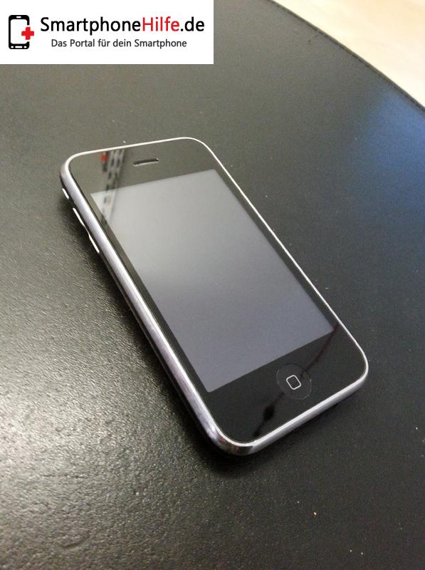 iphone startet nicht mehr daten sichern