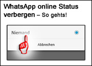 Facebook zuletzt online status verbergen